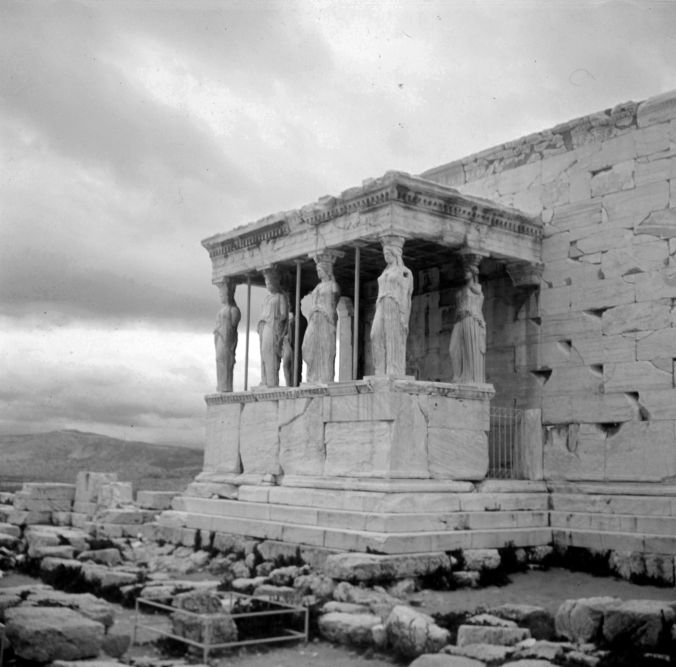 Caryatids of the Erectheion