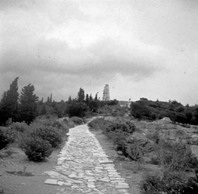 Long walk to the Acropolis