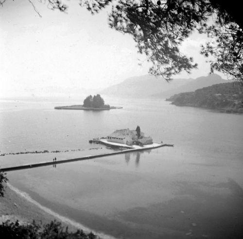 Mouse Island, Corfu.