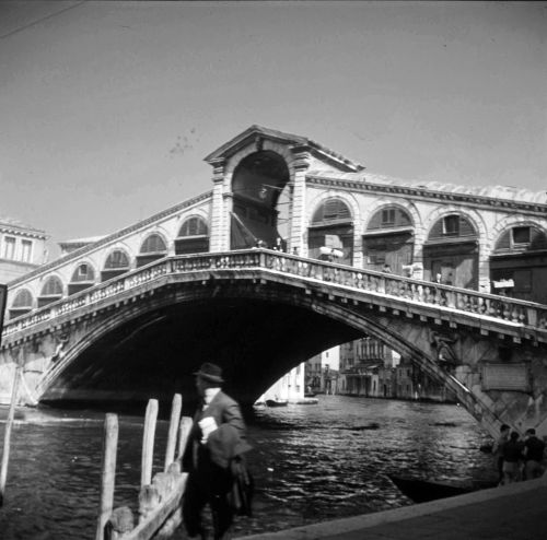 Rialto Bridge from the Right Bank