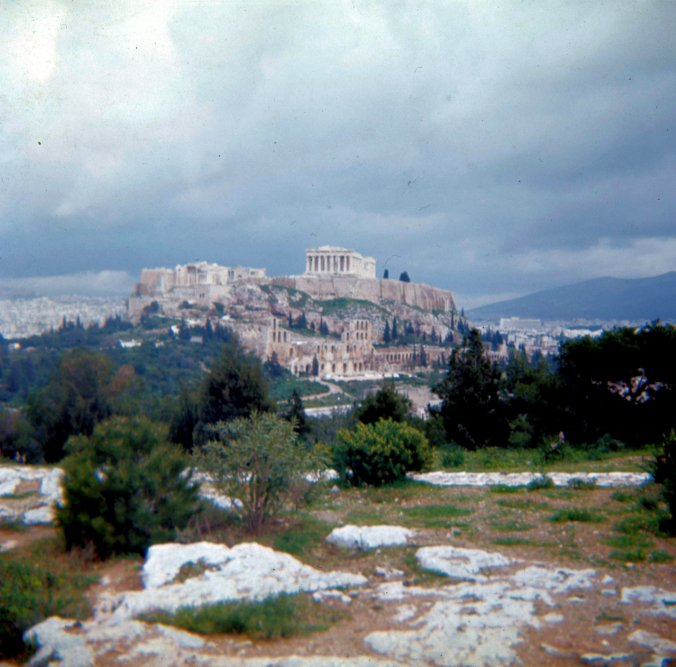 The Acropolis - 1.