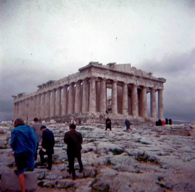The Parthenon - 1.