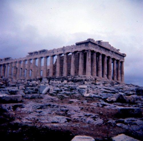 The Parthenon - 2.