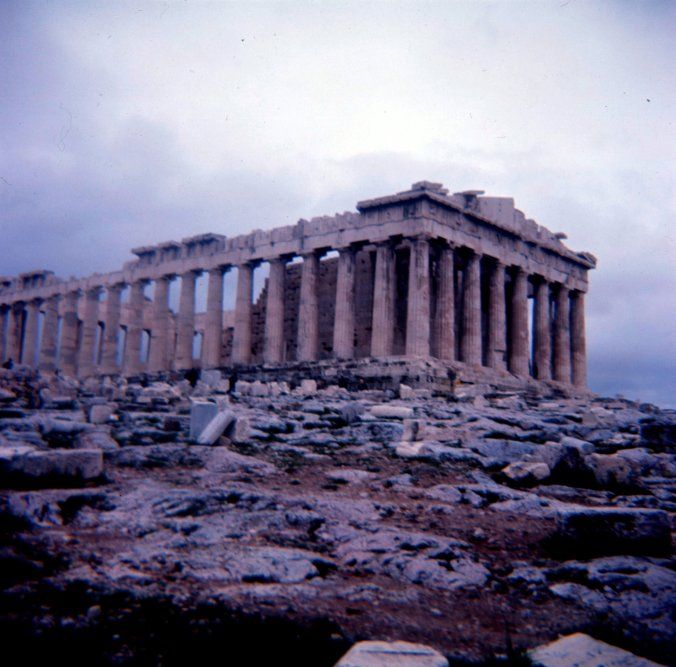 The Parthenon - 2.
