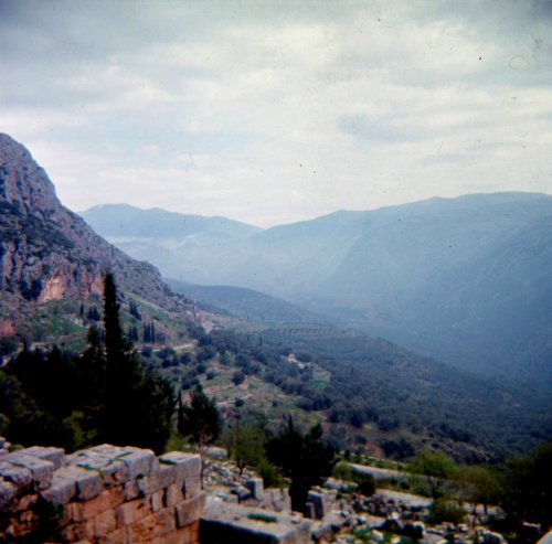 View from Delphi.