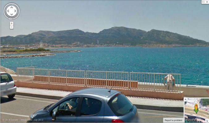 Corniche du Président John F Kennedy, Marseille - 1
