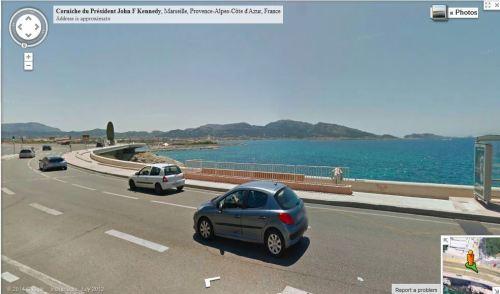 Corniche du Président John F Kennedy, Marseille - 3