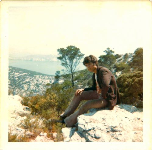 Hills of Marseille. 19th July 1969.