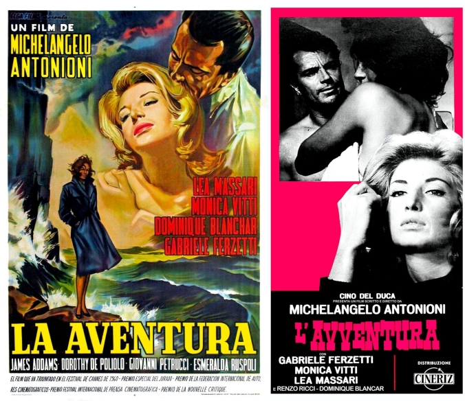 lavventura the adventure 1960 shooting script by michelangelo antonioni elio bartolini and tonino guerra translated by louis brigante student loose leaf edition in english